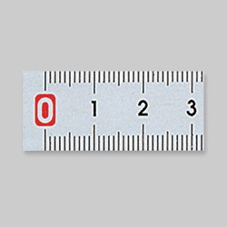 indicating ruler