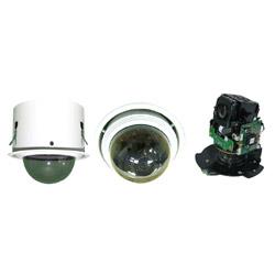 indoor high speed dome cameras