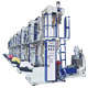 HDPE High Speed Inflation Machines ( Economical E Type  )