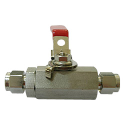 instrumentation ball valves