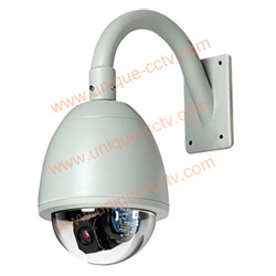 intelligent low speed dome cameras