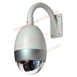 intelligent low speed ptz dome cameras