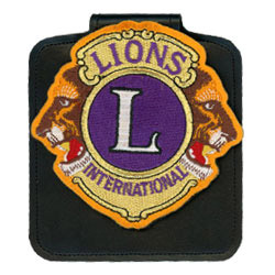 international lions pocket badge