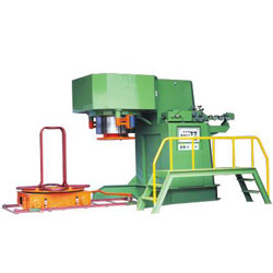 invert vertical type wire drawing machine