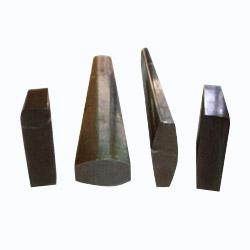 irregular polishing steel bar