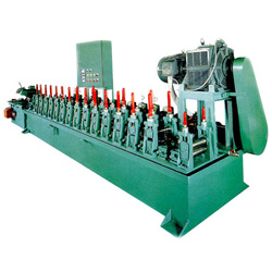 irregularly shaped pipe forming machine