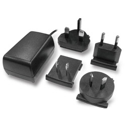 it grade interchangeable switching power adapter
