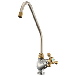 italian three branch faucets