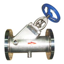 jacket type check valves