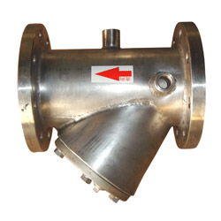 jacket type y strainer