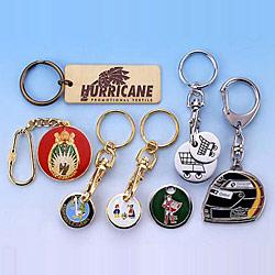key-rings (key-coins)