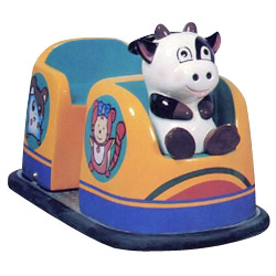 kiddie rides mini cow car