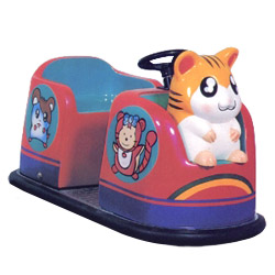 kiddie rides mini mouse car