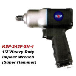 "1/2"" Heavy Duty Air Impact Wrench (Super Hammer)"