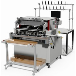 16-Spindles-Automatic-Coil-Winding-Machine