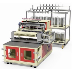 24-Spindles-Coil-Winding-Machine