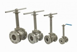 2PC-Flange-Cryogenic-Ball-Valve