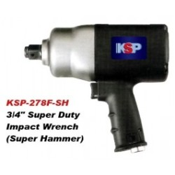 "3/4"" Super Duty Impact Wrench (Super Hammer)"