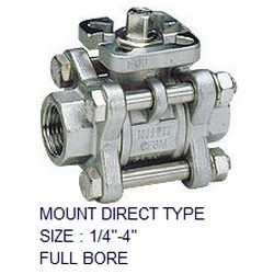 3-PC-BOLTED-MOUNT-DIRECT-BALL-VALVE