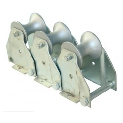 3-Strunge Rolling Wheel (Cable Slipping Wheel Frame)