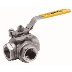3-WAY-BALL-VALVE-SCREWED-END