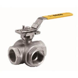 3-WAY-L-T-PORT-SCREWED-END-BALL-VALVE