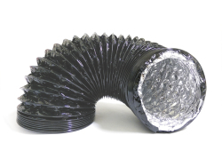 301BK-BLACK-ALUMINUM-FLEXIBLE-DUCTS
