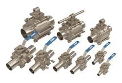 3PC-HIGH-PURITY-CLEAN-BALL-VALVETUBE