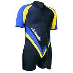 3mm-Short-Sleeve-Step-In-Shorties-Wetsuit