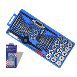 40PCS-TAP-AND-DIE-SET