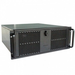 4U-Compact-Industrial-Computer-Chassis