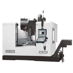 5-Axis-Machining-Center