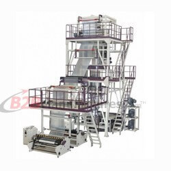 5-Layer-Co-Extrusion-Blown-Film-Machine