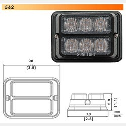 6-Diode-Mini-Strobe-Light