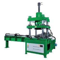 HT-10-30F 80T HYDRAULIC PRESS (ADD BUFFER CYLINDER DEVICE)