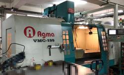 AGMA-VMC-199-CNC-VERTICAL-MACHINING-CENTER