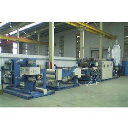 ALL-ELECTRIC-TYPE PET SHEET EXTRUSION MACHINE
