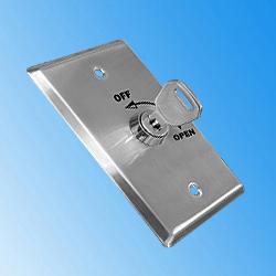 ANSI Standard Key Switch