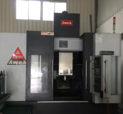 AWEA-5AXES-CNC-VERTICAL-MACHINING-CENTER