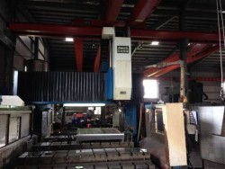 AWEA-LP5025-CNC-DOUBLE-COLUMN-MACHINING-CENTER