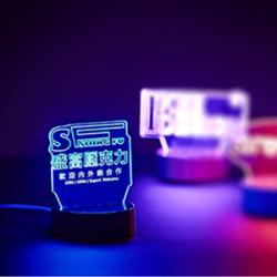 Acrylic Light Stand