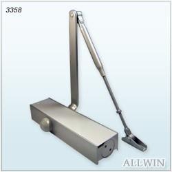 Aluminum-Automatic-Hydraulic-Door-Closer
