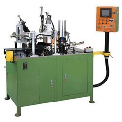 Auto-Collet-Chuck-Oil-Seals-Trimming-Machine