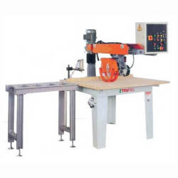 Auto Cutting Radial Arm Saw