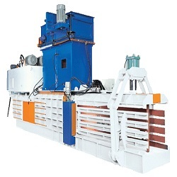 Automatic-Baling-Press