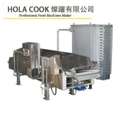 Automatic-Continuous-Frying-Machine