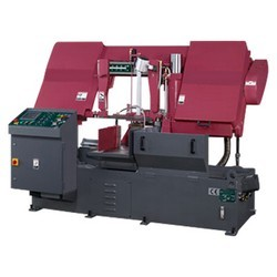 Automatic-Cutting-Band-Saw