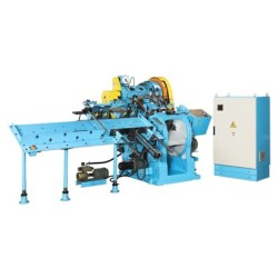 Automatic Double Dies Press Machine