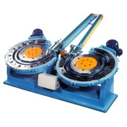 Automatic-Double-Wheel-Curling-Machine