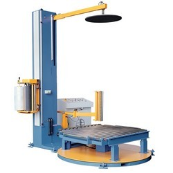 Automatic-Pallet-Wrapping-Machine